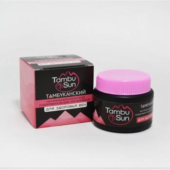 Крем оздоровительный - Для здоровья вен (Тамбу-Сан)