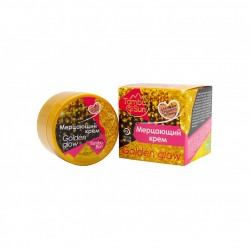 Мерцающий крем для тела - Golden glow (Тамбу-Сан)