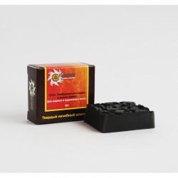 Твердый лечебный шампунь - Грязь Тамбуканского озера и Масло какао (Бизорюк)