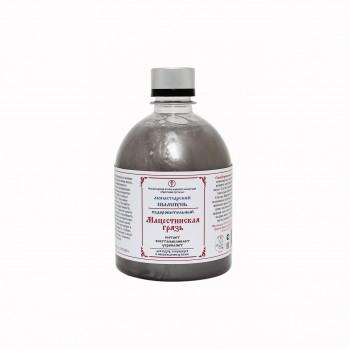 Монастырский шампунь для волос - Мацестинская грязь