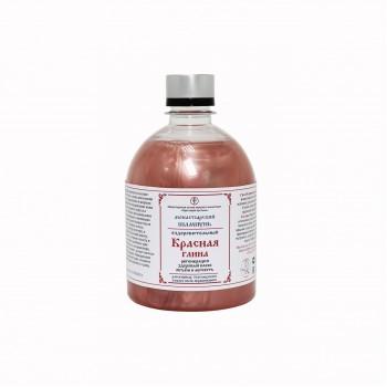 Монастырский шампунь для волос - Красная глина