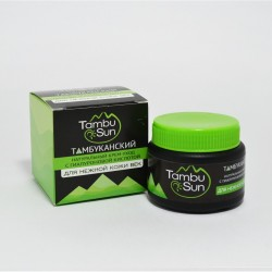 Крем - уход с гиалуроновой кислотой - Для нежной кожи век (Тамбу-Сан)
