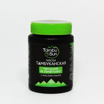 Маска грязевая с Тамбуканской грязью - Питание и лифтинг (Тамбу-Сан)