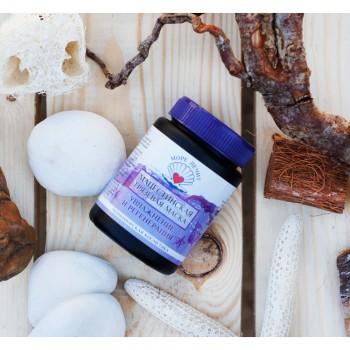Мацестинская грязевая маска с инжиром и маслом манго - Увлажнение и регенерация (Море Лечит)