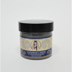 Голубая глина с гиалуроновой кислотой (Бизорюк)