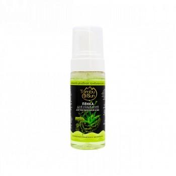 Пенка для умывания - С экстрактом алоэ - Для чувствительной кожи (Тамбу-Сан)