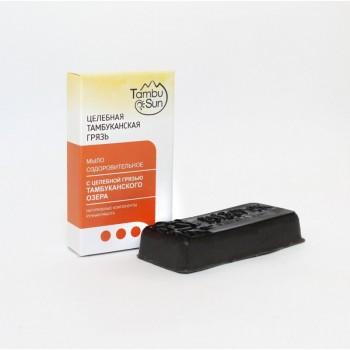 Лечебно-косметическое мыло с Тамбуканской грязью
