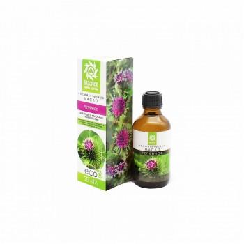 Косметическое масло репейное (Бизорюк)