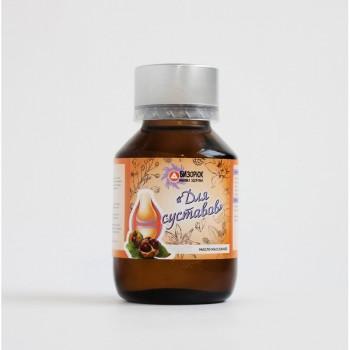 Массажное масло - Для суставов (Бизорюк)