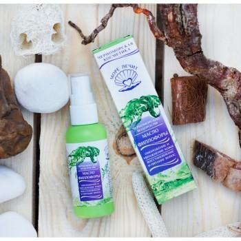 Масло водорослей Филлофоры - Омоложение и Увлажнение (МореЛечит)