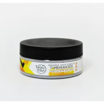 Грязевое крем-мыло Аромат любви с кавказским жасмином (Тамбу-Сан)