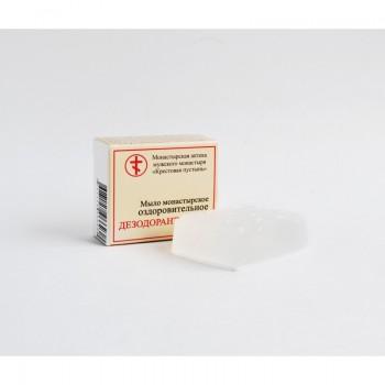 Монастырское оздоровительное мыло - Дезодорант (Солох Аул)