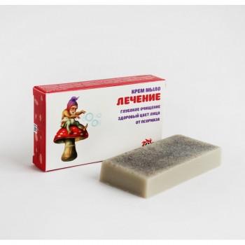 Тамбуканское лечебно-косметическое мыло с экстрактом Мухомора