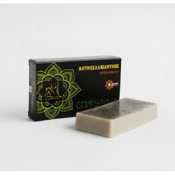 Тамбуканское лечебно-косметическое мыло - Антицеллюлитное (со спирулиной)